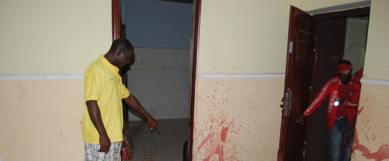 GRAPHIC PHOTOS: Woman Butchered To Death By Brother-In-Laws( Viewer Discretion)