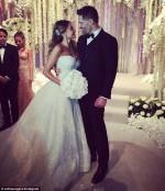 She's Married! Stunning Photos From Actress Sofia Vergara's Star Studded Wedding To Joe Manganiello