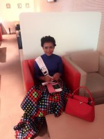 World Finals: Queen Collete Nwadike Arrives Sao Tome & Principe For Exquisite Face Of The Universe 2015