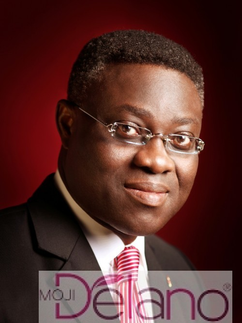 Phillips Oduoza Group Managing Director - CEO UBA Plc