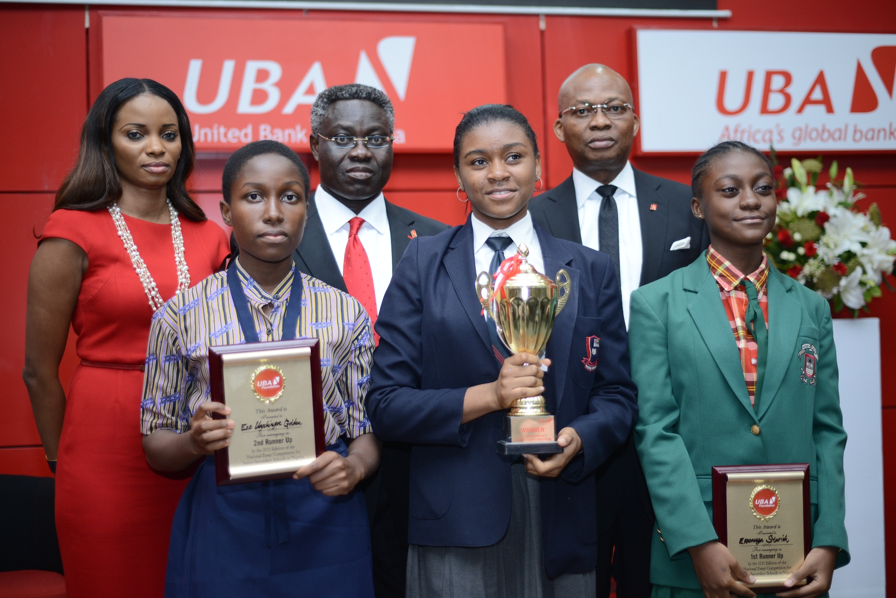 2015 UBA Foundation National Essay Competition 1