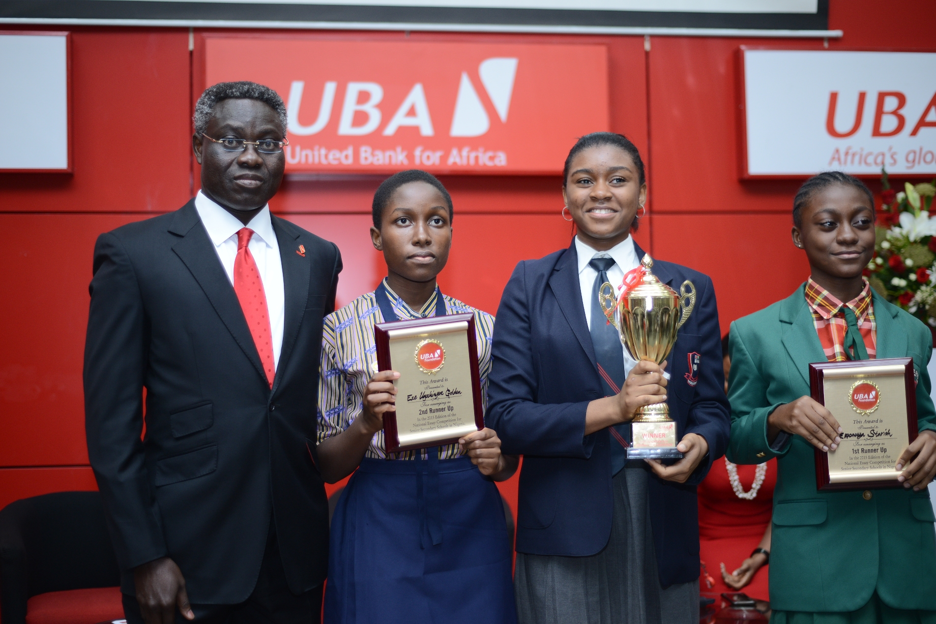 2015 UBA Foundation National Essay Competition 4