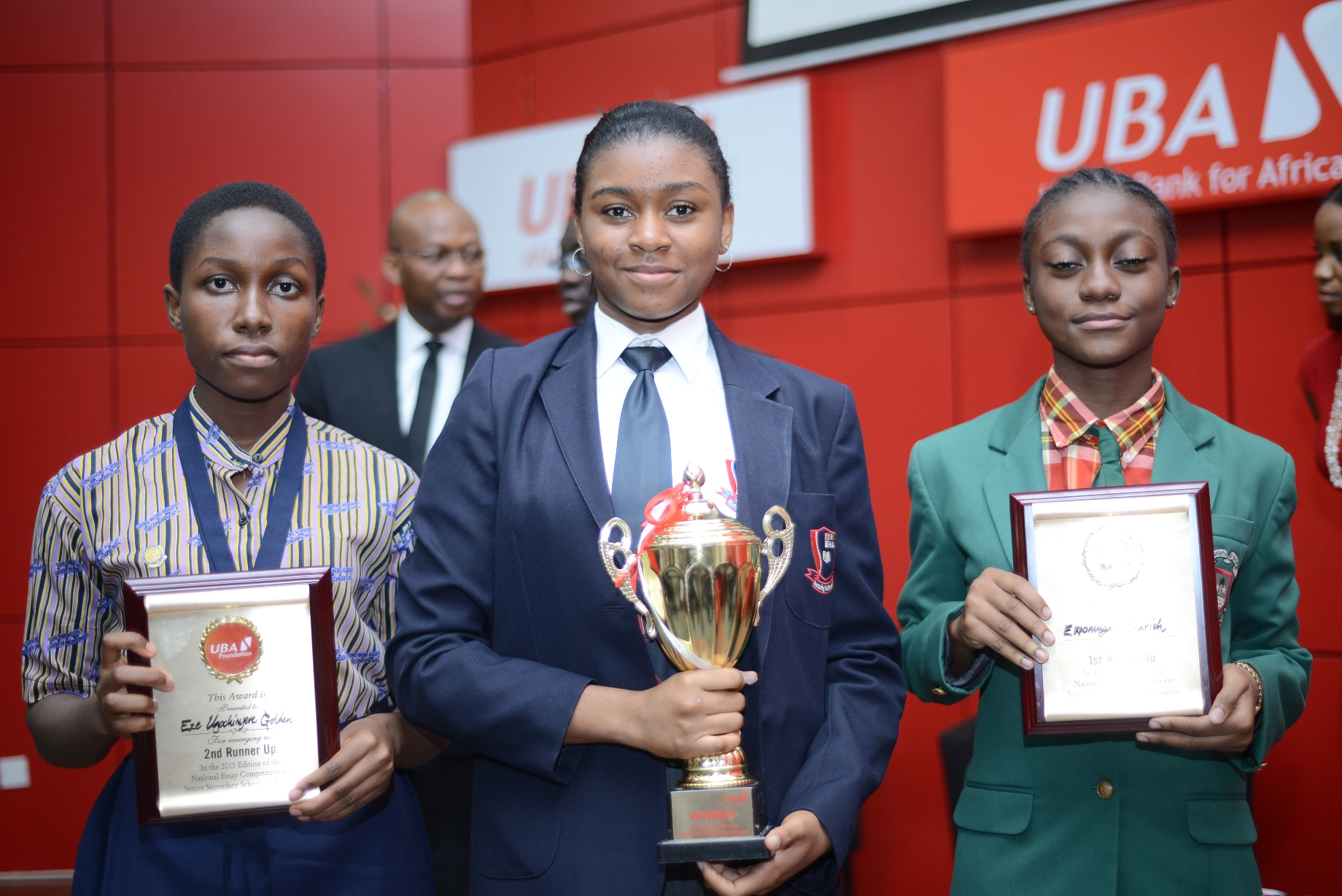 2015 UBA Foundation National Essay Competition 5