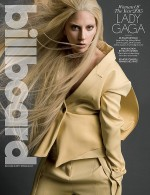 Beautiful! Lady Gaga Stuns In White As She Is Announced Billboard Woman Of The Year