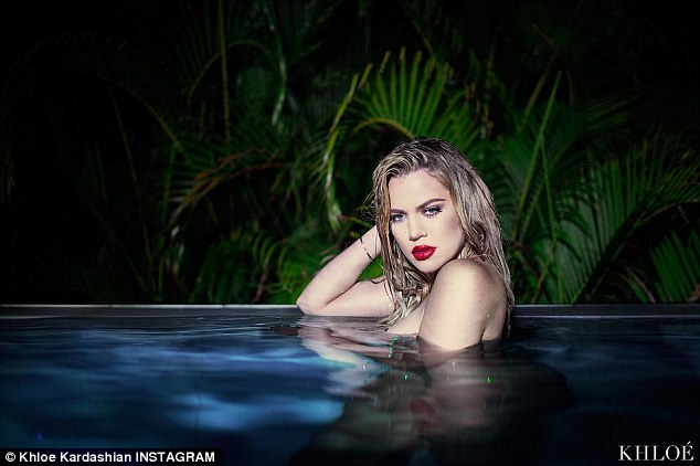 Khloe Kardashian Releases Nude Photos From Sexy Photo Shoot At St. Barts