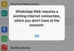 """""""We Are Sorry For The Inconvenience""""-Whatsapp Apologises To Users Worldwide For New Year Eve's Server Crash"""