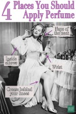 How To Apply Your Perfume Correctly And Make It Last(Do's And Don'ts)