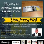 Kehinde Ajose Set To Unveil DonJazzyfied December 15th
