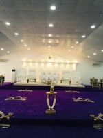 WOW: Check Out Photos From New Ooni Of Ife's Throne Room