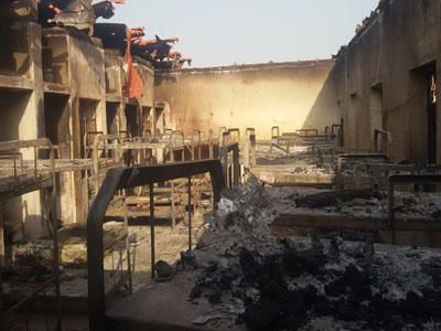7 School Girls Killed, 21 Injured As Fire Guts Govt Girls College Kano(Photo)
