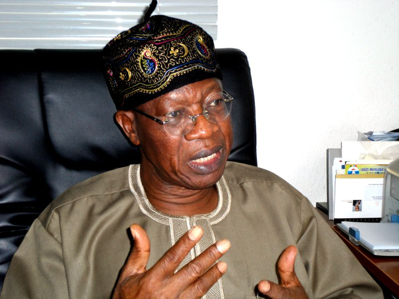 We Promised N5k To Only Vulnerable Nigerians- Lai Mohammed