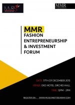 Music Meets Runway Invites You to Its Fashion Entrepreneurship And Investment Forum