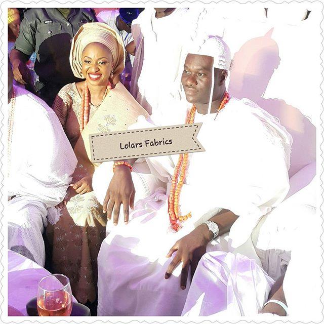 Finally Revealed! Meet The Beautiful Wife Of The New Ooni Of Ife Oba Enitan Adeyeye Ogunwusi