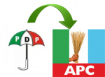 Exodus: 370,000 PDP Members Defect To APC In Jigawa