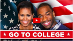 Critics Lash Out At American First Lady Michelle Obama As She Drops Epic RAP VIDEO To Get Young People To Go To College(Watch)