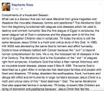 """Compliments Of A Fraudulent Season!""-Nigerian Transgender Blasts Christians Over Xmas"