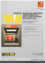 GTBank Introduces Innovative Payment Solution, Enables Receipt Of Western Union Funds Via ATMs