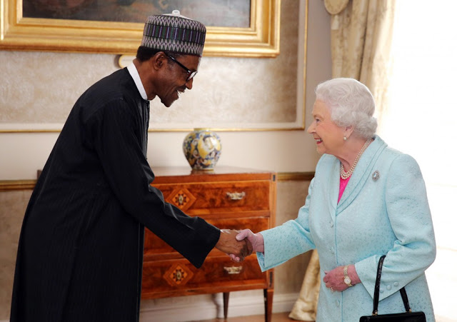 Queen Of England To Attend Ooni's Coronation?