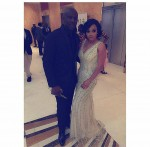 Back Together? Toke Makinwa And Estranged Husband Maje Ayida Make First Red Carpet Appearance In Months At Future Awards