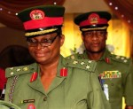 Photo: First Nigerian Couple To Attain Same Rank As Senior Officers(LOOK)
