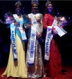 Photos: Nigeria's Collette Nwadike Wins Face Of The Universe Crown