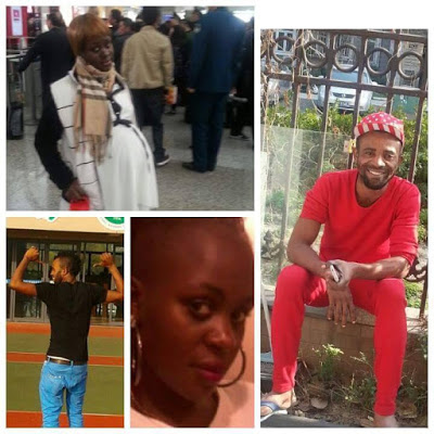 See Nigerian Man Who Allegedly Killed Girlfriend In China Over Small Misunderstanding(Photos)