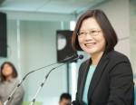 Taiwan Elects First Female President Tsai Ing-wen