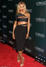 Photo: Transgender Laverne Cox Looking HOT At Diddy's New Year Party