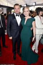 Epic Photo: Titanic Stars Leonardo Dicarprio And Kate Winslet Reunite On The Red Of The SAG Awards Carpet 19 Years After