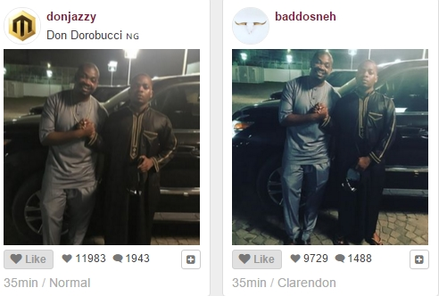 How Billionaire Aliko Dangote Ended Headies Beef Between Olamide And Donjazzy, Made Olamide Postrate For Mavin Boss