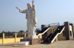 Photos: The Unveiling Of Africa's Biggest Jesus Statue 'Jesus The Saviour'