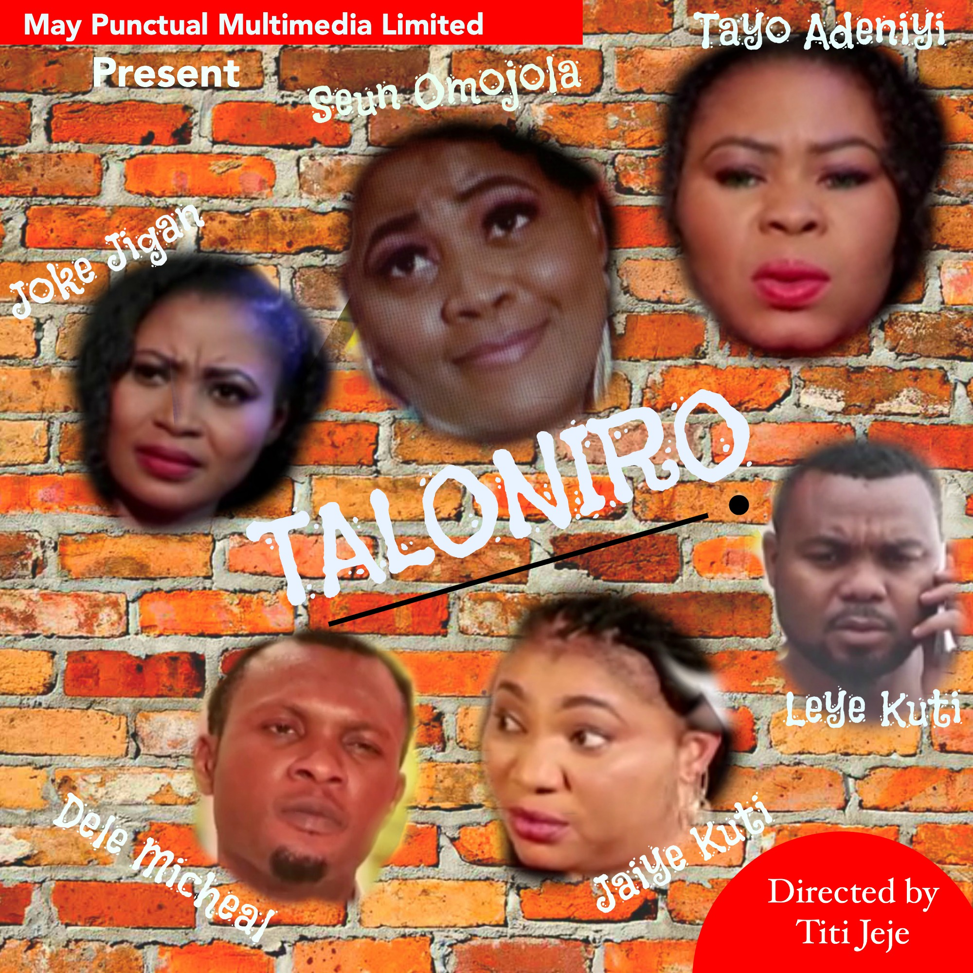 Taloniro Poster