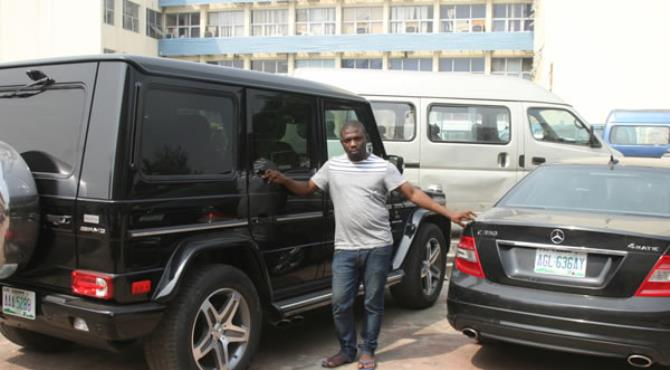 See Photo Of Malaysia-based Yahoo Boy Sentenced To 24 Years Imprisonment For N25 Million Internet Scam