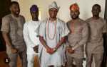 #Tsquared2016: First Photos From Toolz And Tunde Demuren's Traditional Wedding