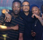 Photo Of Wiz Kid And Dammy Krane With Quilox Owner Shina Peller After Reconciling