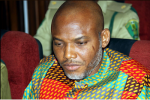 Nnamdi Kanu Denied Bail (Photos)