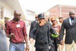 First Photos: Singer Ciara Arrives Lagos For  LLAM3