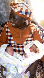 Faithful God! Pastor And Wife Welcome Twins After 18 Years Of Marriage (Photos)