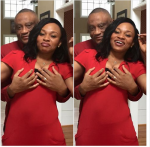 Photos: US Based Pastor Under Fire For Groping Wife's Boobs In Facebook Photos