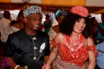 Photos From Actress Monalisa Chinda's Traditional Wedding To Victor Coker