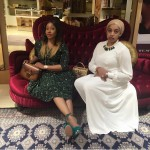 Polo Avenue Underboss Jennifer Obayuwana Gives Shoutout To Cousin Olori Wuraola, The New Queen Of Ile Ife