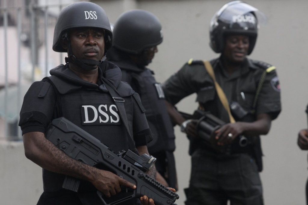 Just In: SSS Arrest Recruiters Of Terrorists For ISIS In Nigeria