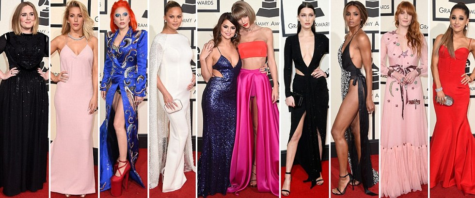 #Grammys2016: All The Glitz And Glam From Music's Biggest Night+ Full List Of Winners