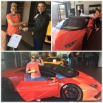 """'Business Is BOOMING!""""-Check Out $400,000 Lamborghini Zimbabwean Pastor Gave His Wife For Valentine"""