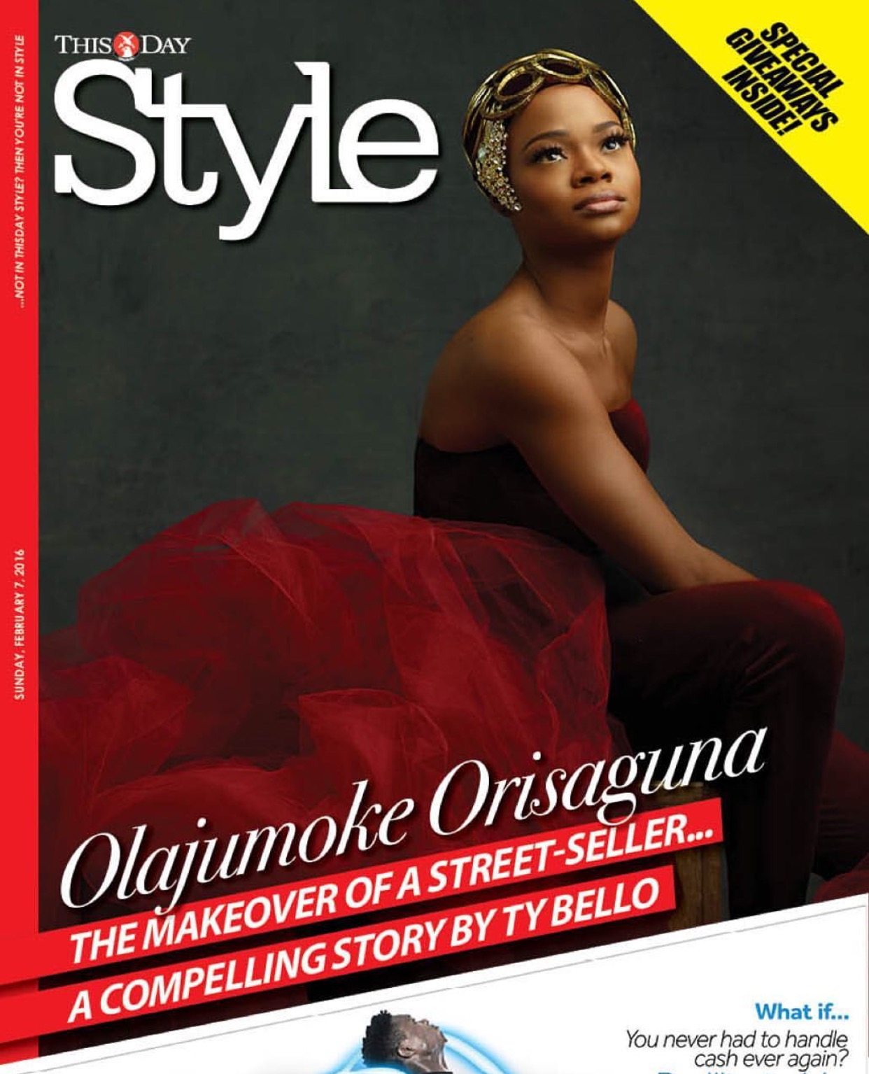 Be Inspired : How Photographer TY Bello Turned Bread Seller To Superstar Overnight(Photos&Video)