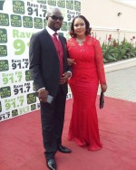 Actress Mosun Filani Steps Out With Husband For Valentines(Photos