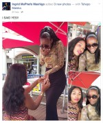 I Said Yes! South African Woman Who Got Proposed To By Girlfriend(Photos)