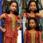 She Looks Lovely! Olajumoke Rocks Different Hair Do For New Modelling Pics