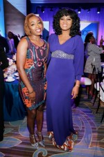 See What Billionaire Media Mogul Oprah Winfrey Said To Actress Omotola When They Met At Essence's 2016 Black Women In Hollywood Luncheon