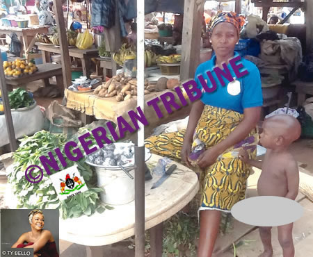 """""""When She Was Leaving For Lagos, I Prayed For God To Bring Her Helpers""""-Mother Of Bread Seller Olajumoke(Interview)"""